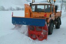 Schneefräse SFS