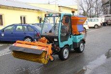 Winterkehrmaschinen MZS Z