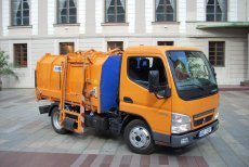 Müllpressaufbau LN BN